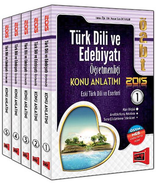 Yargı 2015 ÖABT Türk Dili ve Edebiyatı Öğretmenliği Konu Anlatımlı Modüler Set - 5 Kitap Takım.pdf