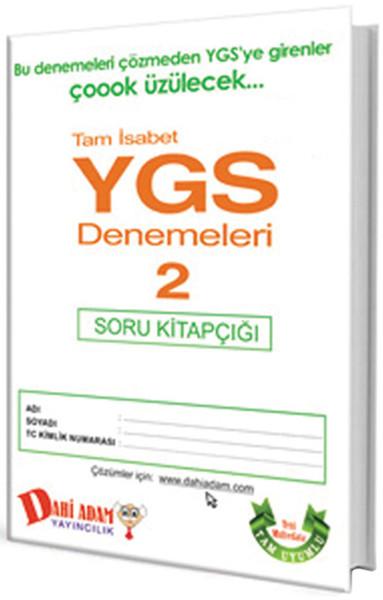 Dahi Adam 2015 YGS Tam İsabet Denemeleri 2.pdf