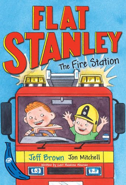 Flat Stanley and the Fire Station - Blue Banana.pdf