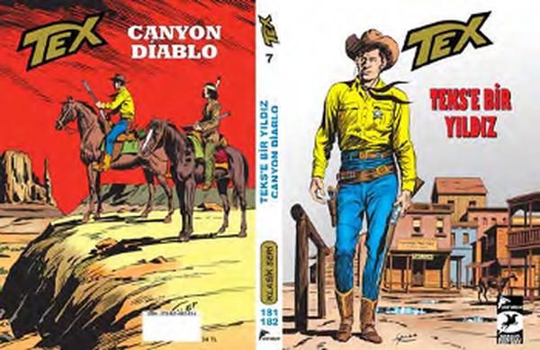 Tex Klasik Seri 7 - Tekse Bir Yıldız- Canyon Diablo.pdf