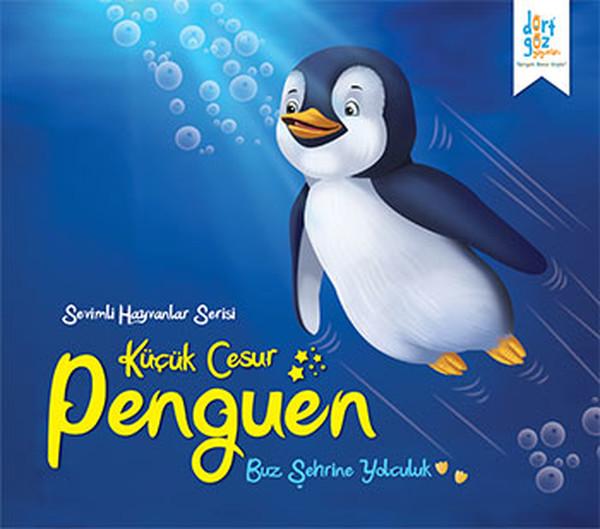 Sevimli Hayvanlar Serisi - Küçük Cesur Penguen.pdf
