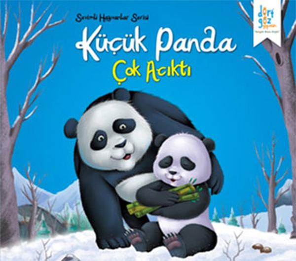 Sevimli Hayvanlar Serisi - Küçük Panda Çok Acıktı