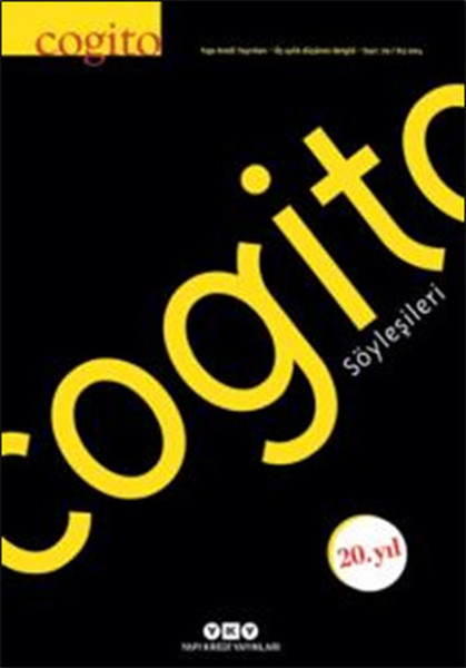 Cogito Sayı 79 - Cogito Söyleşileri.pdf