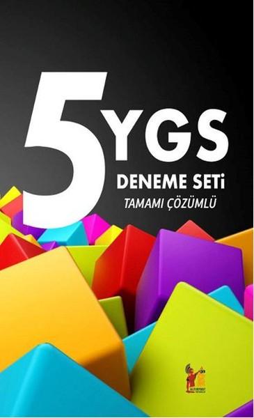 Altınpost YGS Çözümlü 5 Deneme Seti.pdf