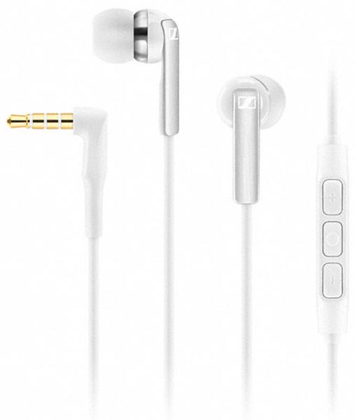 Sennheiser CX 2.00i Mikrofonlu Kulakiçi Kulaklik (Beyaz)