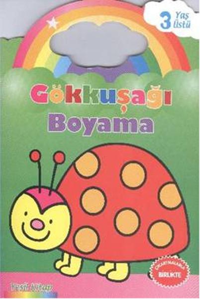 Gökkuşağı Boyama Yeşil Kitap - 3 Yaş Üstü.pdf