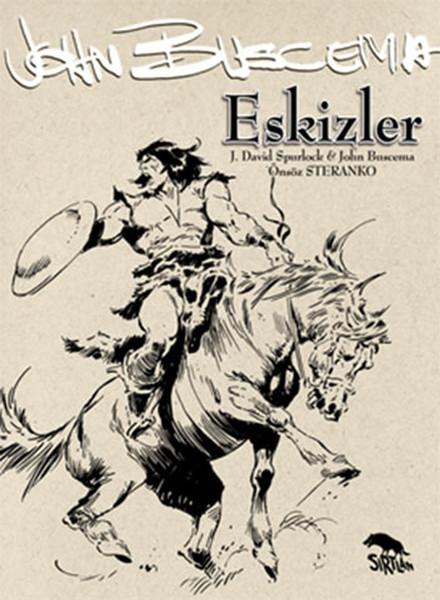 Eskizler - John Buscema.pdf