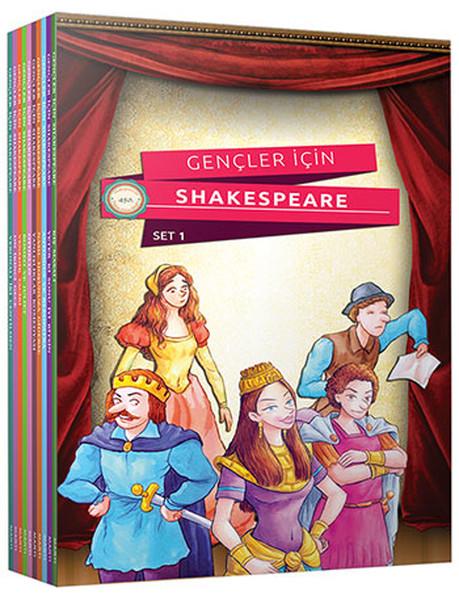 Gençler İçin Shakespeare Set 1 - 10 Kitap Takım.pdf