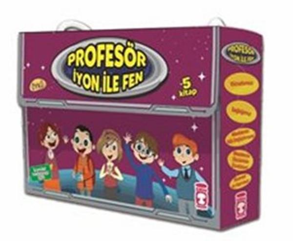 Profesör İyon İle Fen - 5 Kitap Takım.pdf