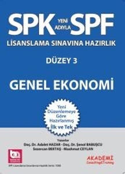 SPF Lisanslama Sınavlarına Hazırlık Düzey 3 Genel Ekonomi.pdf
