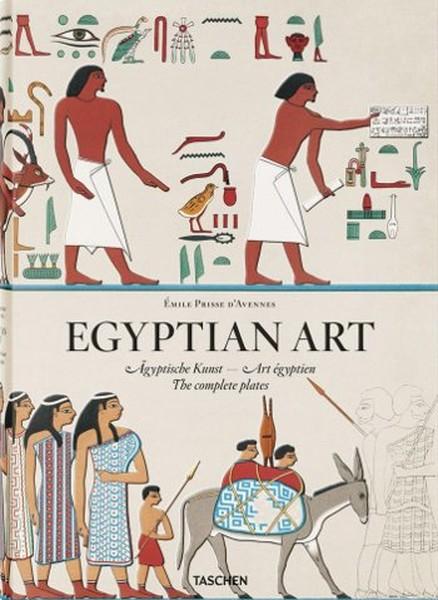 Prisse Davennes: Egyptian Art.pdf
