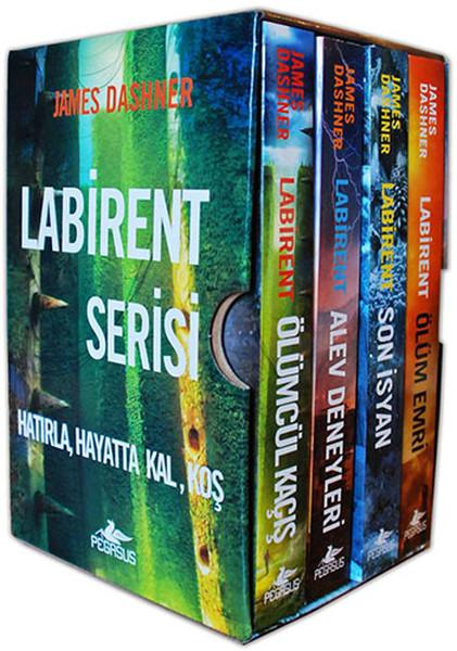 Labirent Serisi Seti - 4 Kitap Takım.pdf