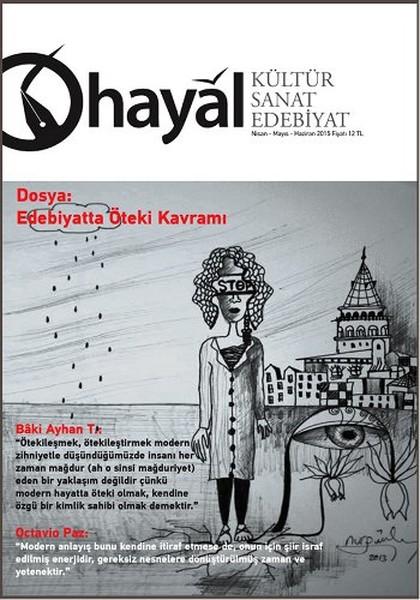 Hayal Kültür Sanat Edebiyat Dergisi  Sayı: 53 - Nisan - Mayıs.pdf