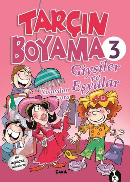 Tarçın Boyama 3 - Giysiler ve Eşyalar.pdf
