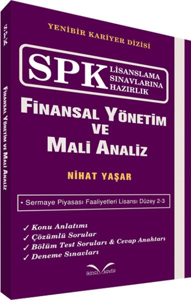 SPK Lisanslama Sınavlarına Hazırlık - Finansal Yönetim ve Mali Analiz.pdf