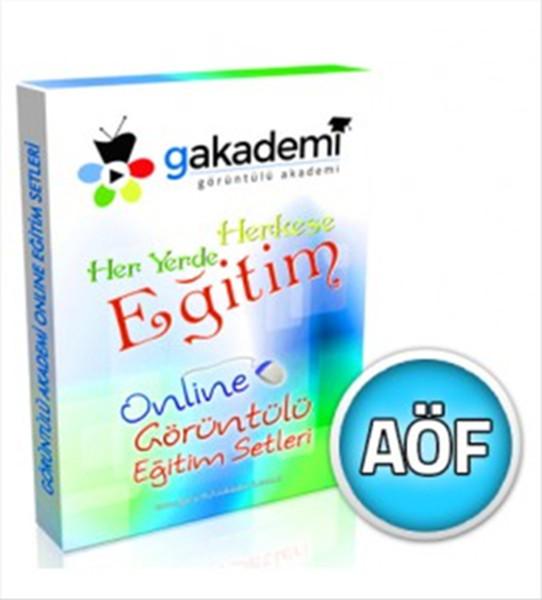 Pratik AÖF Genel Muhasebe 2 Online Görüntülü Eğitim Seti.pdf