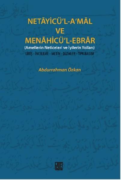 Netayicül-Amal Ve Menahicül-Ebrar.pdf