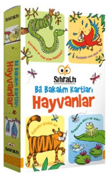 Bil Bakalım Kartları - Hayvanlar.pdf