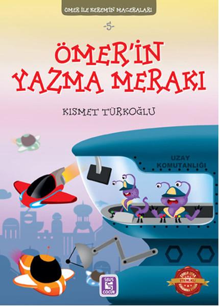 Ömer İle Keremin Maceraları 5 - Ömerin Yazma Merakı.pdf