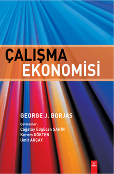 çalışma Ekonomisi George J Borjas Fiyatı Satın Al Idefix