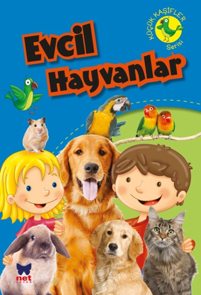 Küçük Kaşifler Serisi - Evcil Hayvanlar.pdf