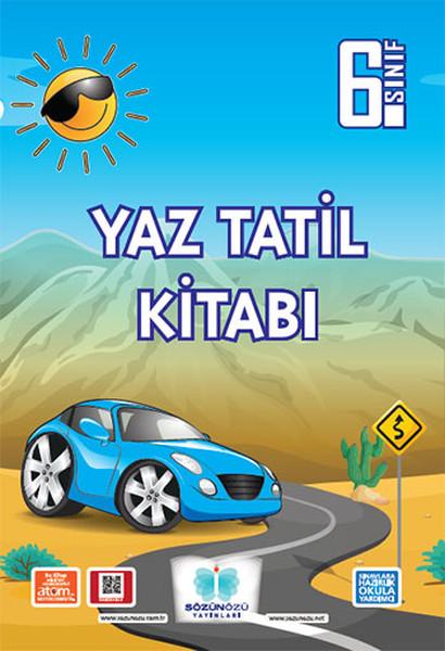 Sözün Özü 6. Sınıf Yaz Tatil Kitabı.pdf