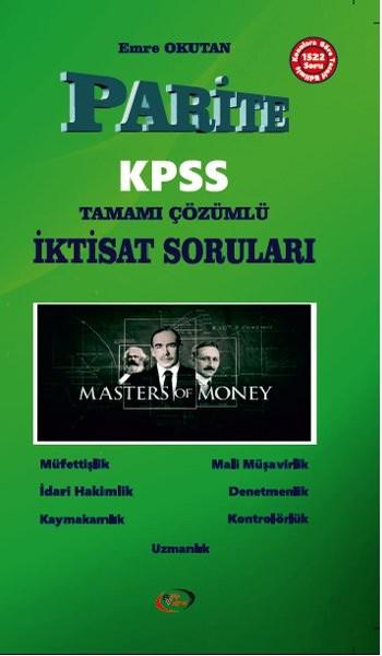Parite KPSS Tamamı Çözümlü İktisat Soruları.pdf