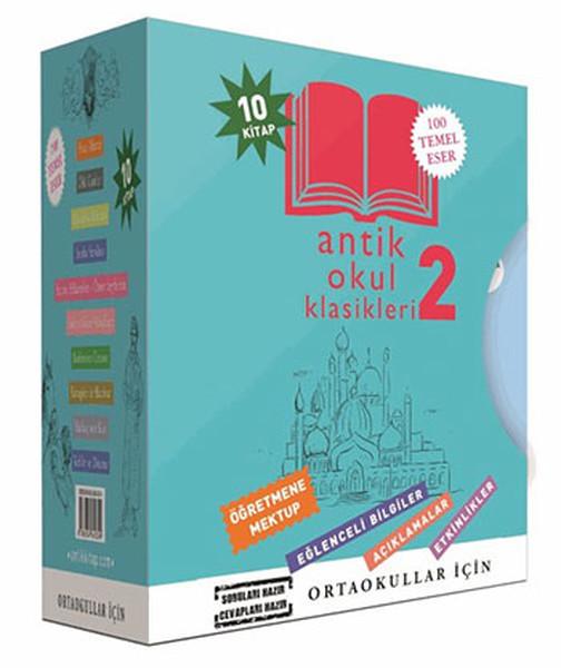 Antik Okul Klasikleri Set 2 - 10 Kitap Takım.pdf