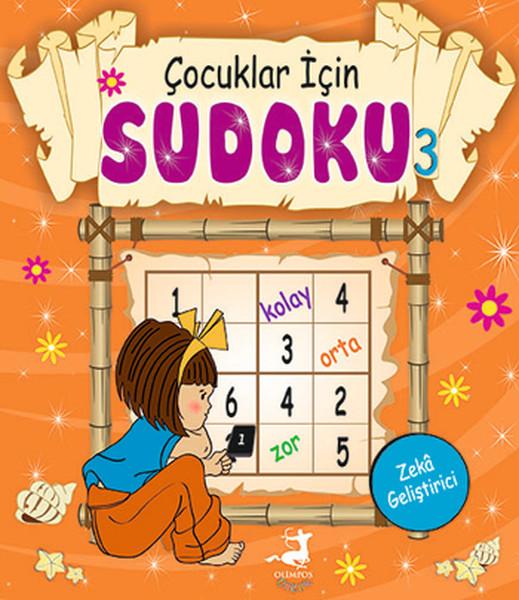 Çocuklar İçin Sudoku - 3.pdf