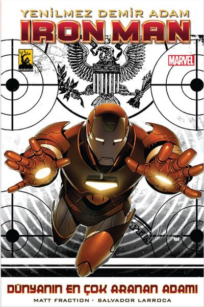 Yenilmez Demir Adam / Iron Man - Dünyanın En Çok Aranan Adamı Cilt 2.pdf