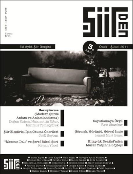 Şiirden İki Aylık Şiir Dergisi - Sayı: 3 - Ocak - Şubat 2011.pdf