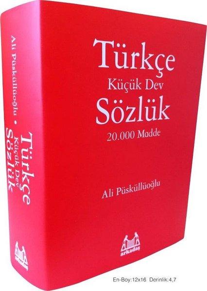 Türkçe Sözlük 20.000 Madde - Küçük Dev Sözlük.pdf