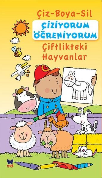 Çiziyorum Öğreniyrum - Çiftlikteki Hayvanlar.pdf