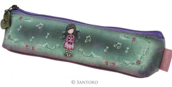Santoro Gorjuss Kalem Çantası - Little Song 281Gj07