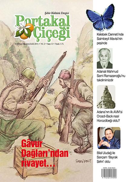 Portakal Çiçeği 3 Aylık Şehir Kültürü Dergisi / Sayı :6.pdf