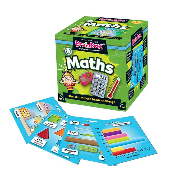 BrainBox Matematik / Maths