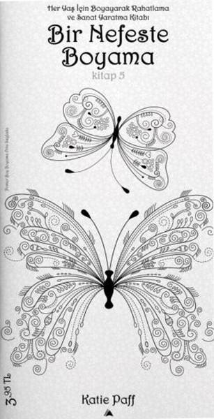 Bir Nefeste Boyama Kitap 5 Kolektif Fiyatı Satın Al Idefix
