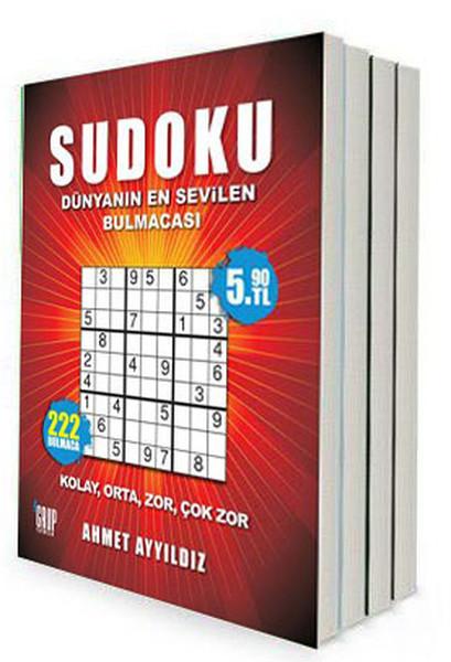 Yetişkinler İçin Sudoku Seti - 8 Kitap Takım.pdf
