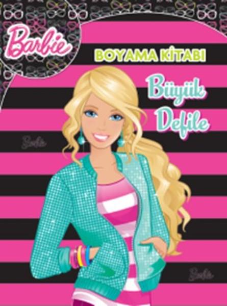 Barbie Büyük Defile Boyama Kitabı Kolektif Fiyatı Satın Al