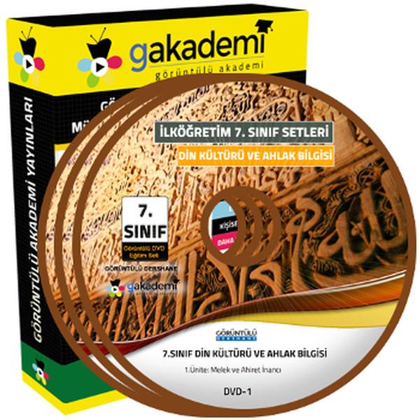 Görüntülü Akademi 7.Sınıf Din Kültürü ve Ahlak Bilgisi Görüntülü Eğitim Seti 6 DVD.pdf