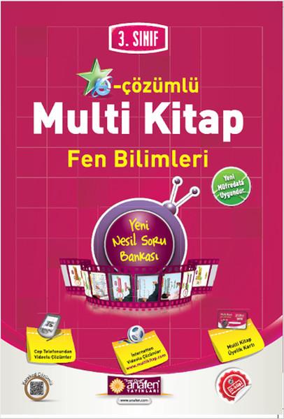 Anafen  3.Sınıf e-Çözümlü Multi Kitap Fen Bilimleri.pdf