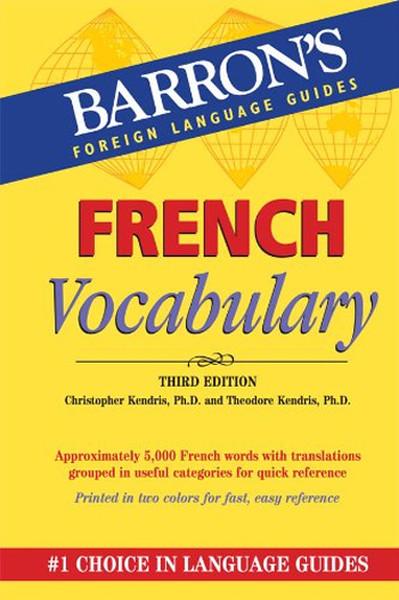 French Vocabulary.pdf