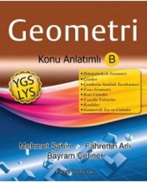 Palme YGS-LYS Geometri B - Konu Anlatımlı.pdf