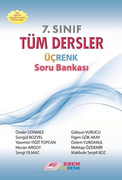 Üçrenk 7. Sınıf Tüm Dersler Soru Bankası.pdf