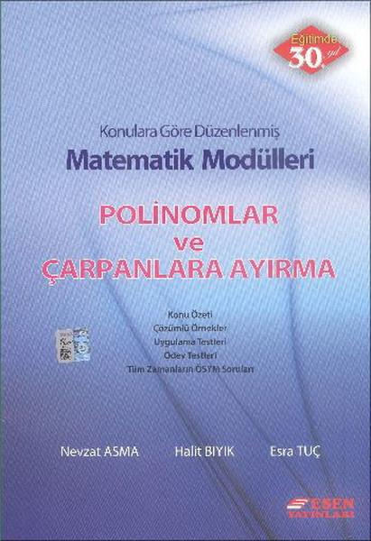 Esen Polinomlar ve Çarpanlara Ayırma.pdf