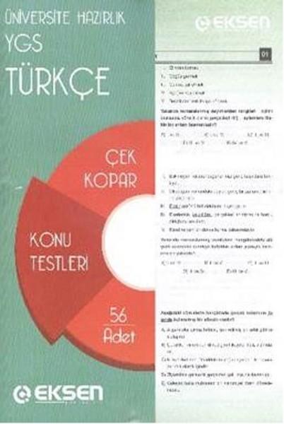 Eksen YGS Türkçe Konu Testler.pdf