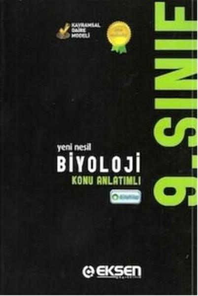 Eksen 9. Sınıf Biyoloji Konu Anlatımlı.pdf