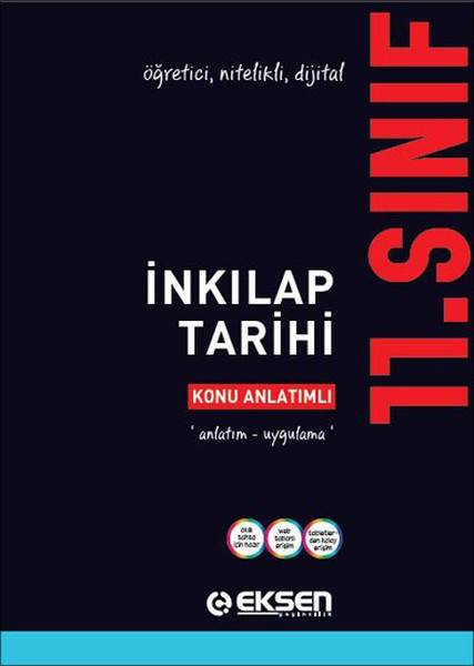 Eksen 11. Sınıf İnkılap Tarihi Anlatım Kitabı.pdf
