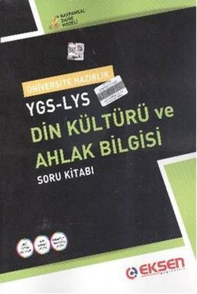 Eksen YGS-LYS Din Kültürü ve Ahlak Bilgisi Soru Kitabı.pdf