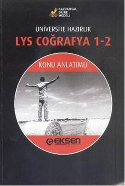 Eksen LYS Coğrafya 1-2 Konu Anlatım Kitabı.pdf